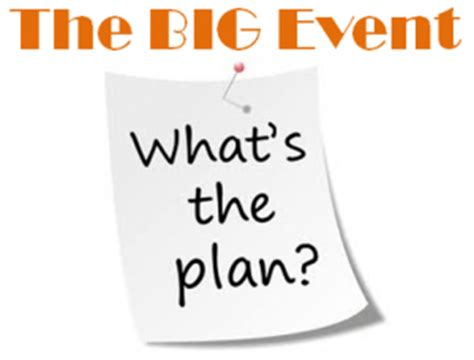 Free business plan for event planning